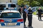 Německá policie - ilustrační foto.