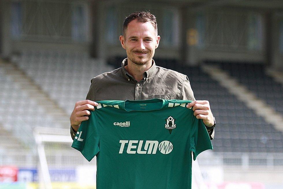 Fotbalista Jablonce Jakub Podaný