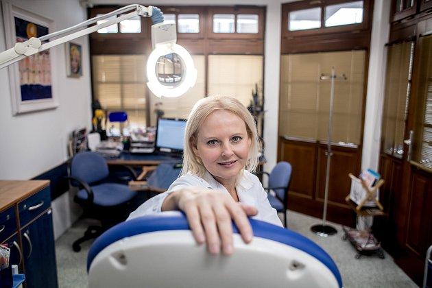 Dermatoložka Zuzana Kulíkovázpražské kliniky LaserPlastic