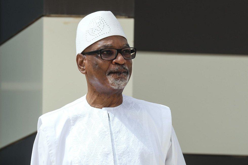 Prezident Mali Ibrahim Boubacar Keita