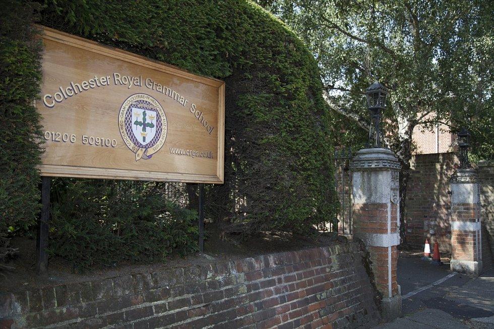 Colchester Royal Grammar School