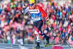 Rakouský běžec na lyžích Dominik Baldauf je jedním z pěti zadržených sportovců v dopingové kauze