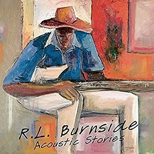 Dobrá bluesová deska se vším všudy, to už se dnes moc neslyší. Teď ale jedna vyšla: jmenuje se Acoustic Stories a zachycuje v komorní podobě hudbu jednoho zposledních klasiků bluesového žánru.