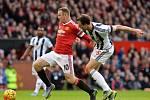 Wayne Rooney a jeho snaha v utkání proti West Bromwichi