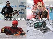 Videosouhrn Deníku – středa 31. ledna 2018