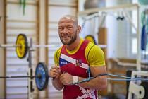 Artur Omarov - Český zápasník Artur Omarov.