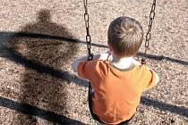 Zneužívání dětí - Ilustrační foto