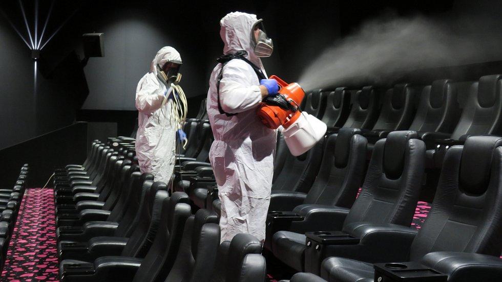 Dezinfekce kina
