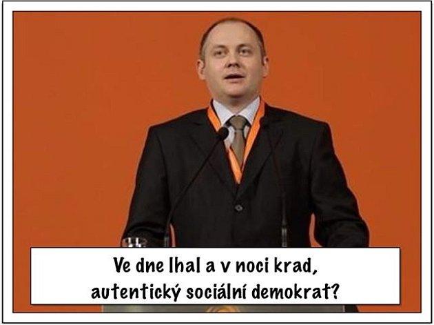 Autentický sociální demokrat