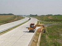 Stavba dalšího úseku dálnice D1