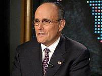 Rudy Giuliani je horkým favoritem na republikánského kandidáta na prezidenský úřad. Jeho dcera ale fandí konkurenčním demokratům.