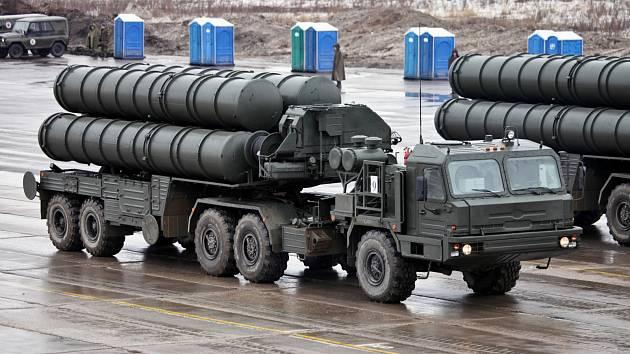 Ruský protiraketový systém S-400