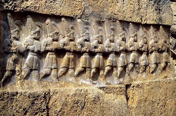 Dvanáct chetitských bohů