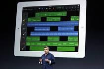 Apple představil nové počítačové tablety iPad Air.