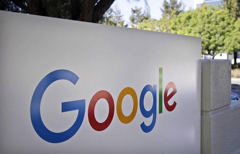 Google. Ilustrační foto