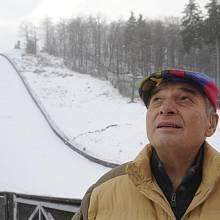 Skokan na lyžích Jiří Raška, olympijský vítěz z roku 1968, zemře v roce 2012l.