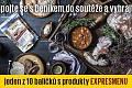 Zapojte se sDeníkem do soutěže a vyhrajte jeden z10 balíčků sprodukty EXPRESMENU