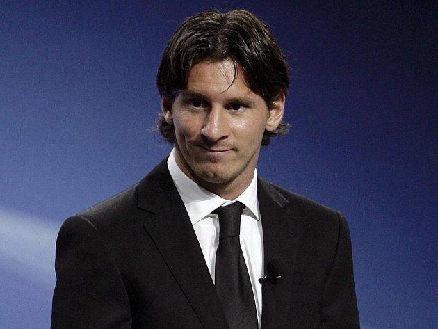 Nejlepším hráčem uplynulého ročníku Ligy mistrů byl vyhlášen Lionel Messi z Barcelony.