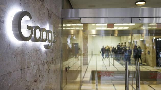 Kanceláře společnosti Google