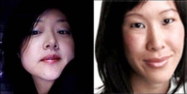 Euna Leeová a Laura Lingová z americké stanice Current TV.