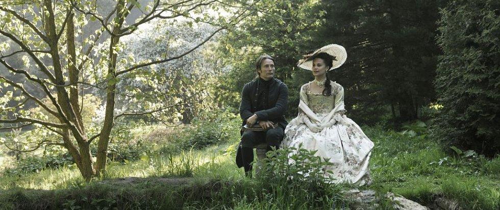 Film Královská aféra byl natočen podle skutečných událostí.
