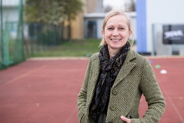 psycholožka Lenka Čadová
