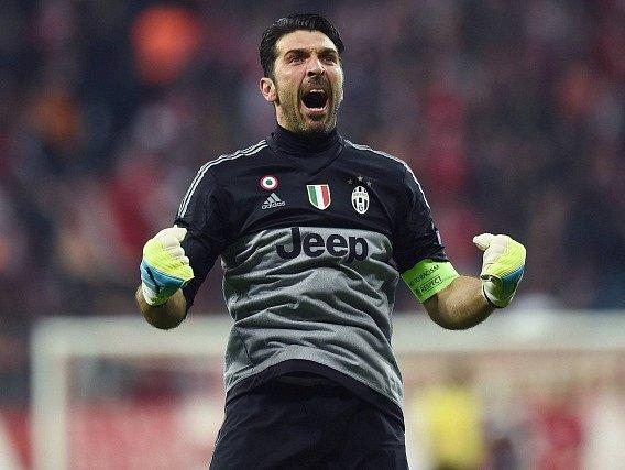 Bayern Mnichov - Juventus Turín: Nefalšovaná radost Gianluigiho Buffona