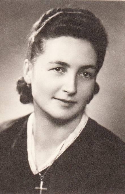 24letá Marie Chalupová