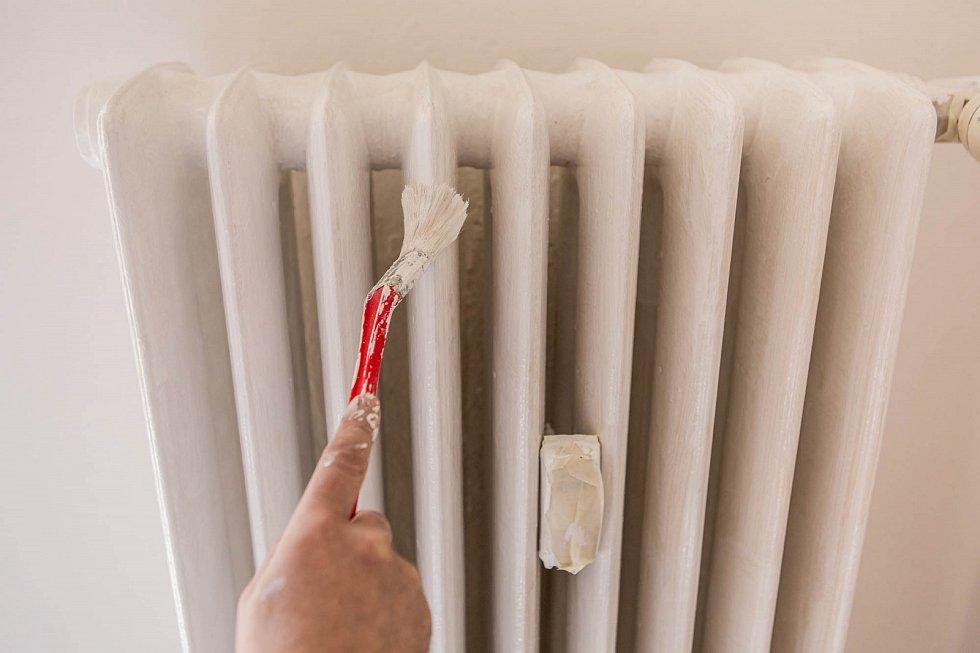 Při obnově radiátorů použijte antikotorzní nátěr