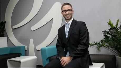 Ondřej Hatlapatka, finanční poradce společnosti Partners
