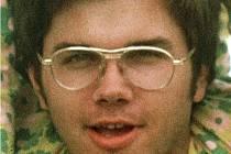 Mark David Chapman na archivním snímku.