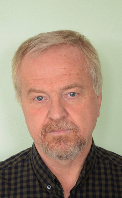 Ing. Jan Šenk, odborník ze Střední zahradnické školy vOstravě