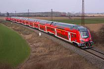 Souprava Škody pro provoz na trati Norimberk-Ingolstadt-Mnichov