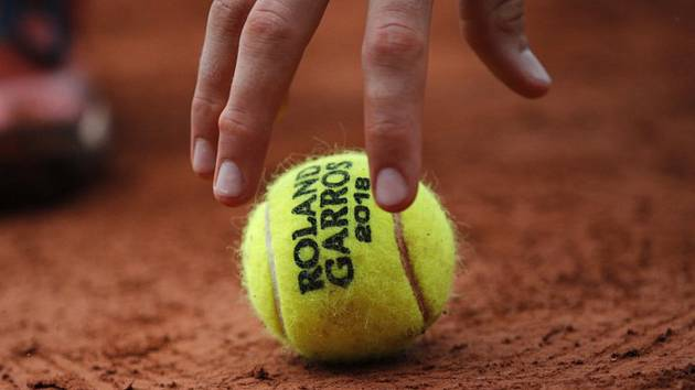 Tenisové French Open - ilustrační foto.