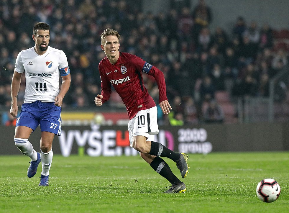 Fotbalista Bořek Dočkal.