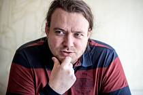 Historik Michal Macháček poskytl 3. března v Praze rozhovor Deníku.