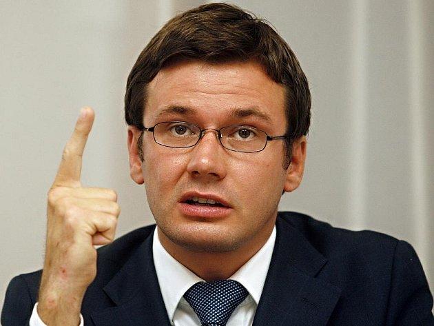 Ondřej Liška, předseda Strany zelených.