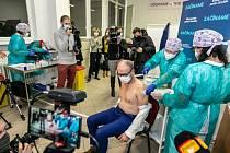 Očkování proti koronaviru na Slovensku