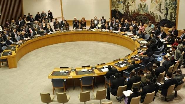 Rada bezpečnosti OSN.