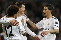 Fotbalisté Realu Madrid v základní skupině Ligy mistrů uhráli 16 bodů a nastříleli 20 gólů.