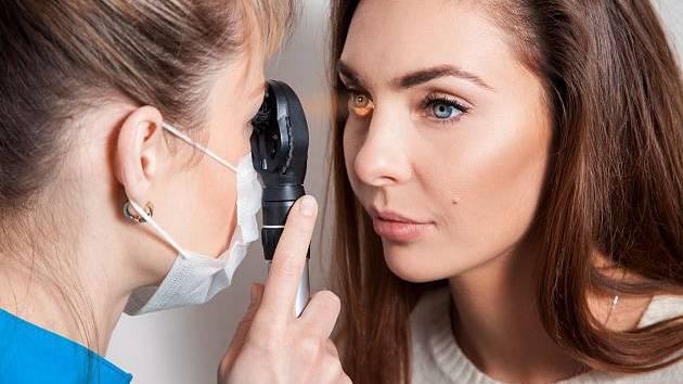 Kdy jste naposledy navštívili svého oftalmologa ?