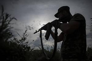 Voják - ilustrační foto.