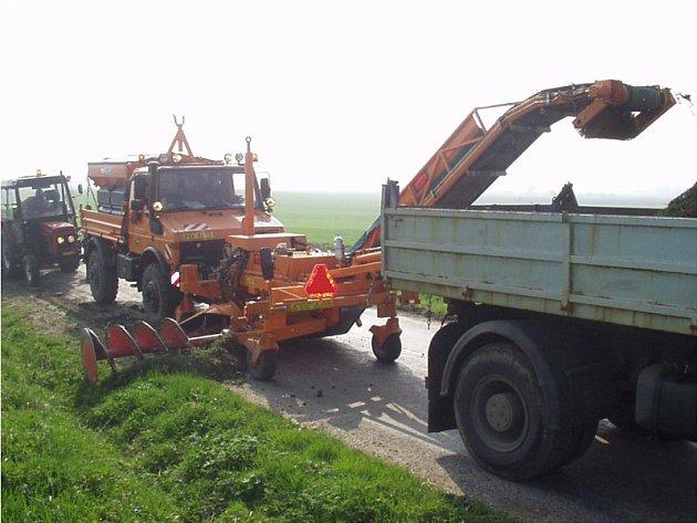 Správy a údržby silnic Pardubického kraje
