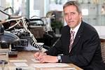 Odvolaný šéf ekonomiky Škoda Auto Holger Kintscher.