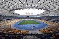 Fotbalový stadion v Kyjevě