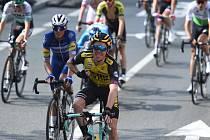 Tour de France je v plném proudu