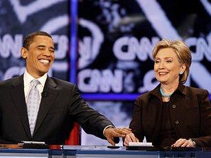 Clintonová a Obama jsou od noci z pátku na sobotu spojenci v amerických prezidentských volbách