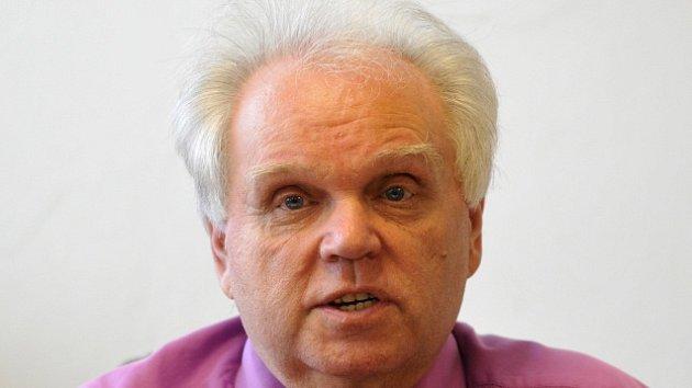 Předseda Rady seniorů ČR Zdeněk Pernes.