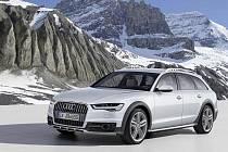 Audi A6 allroad quattro.