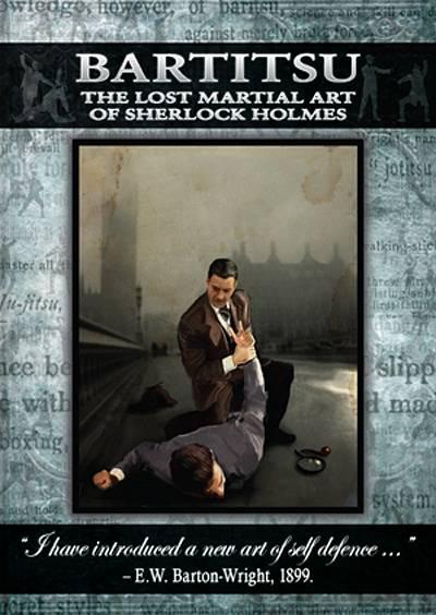Bartitsu – bojové umění gentlemanů, tedy i  Sherlocka Holmese